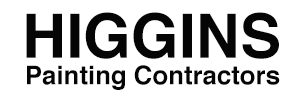 Higgins Painting Contractors Logo